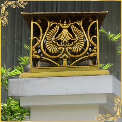 Đèn cột cổng