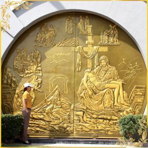 Công trình cửa nhôm đúc Nhà Thờ Fatima Biên Hòa