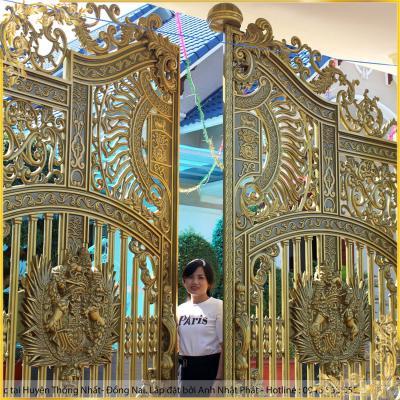 Công trình nhôm đúc tại Huyện Thống Nhất Đồng Nai
