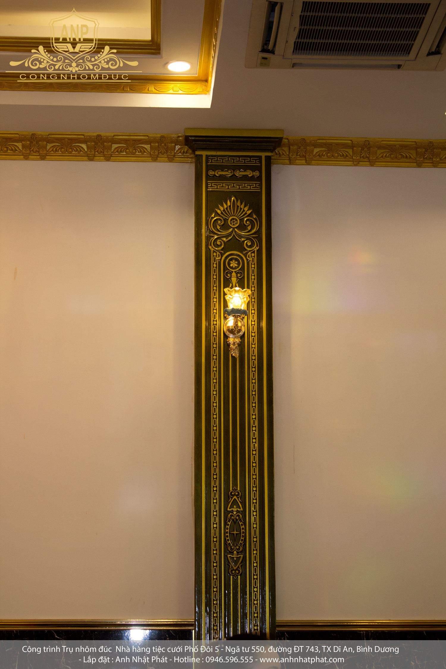 cửa nhôm đúc